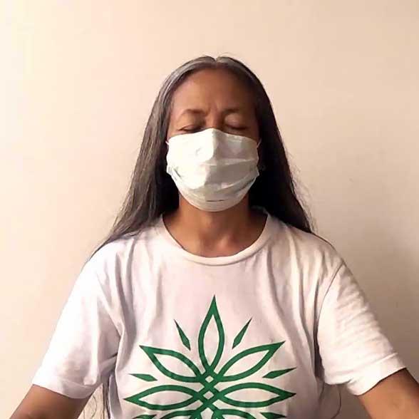 Arahmaiani Feisal | I want to Become A Tree